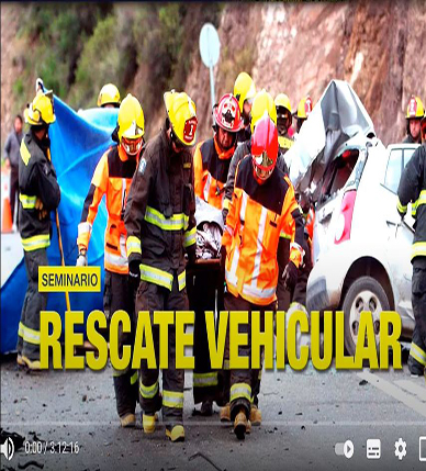 Seminario Técnico: Rescate Vehicular (2017)