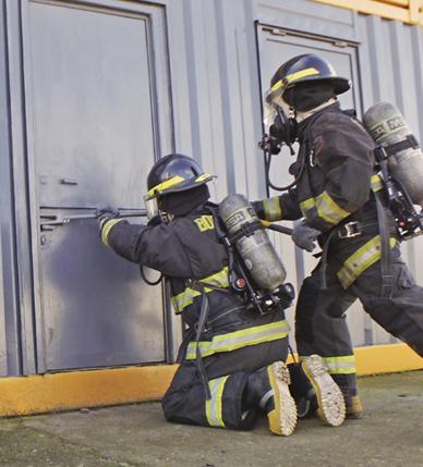 A partir de 2020 ANB certifica a bomberos que cumplan Entrenamiento Estándar Mínimo Obligatorio