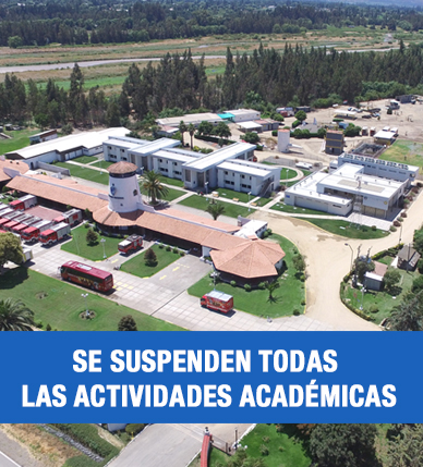 Circular Suspensión Actividades Académicas